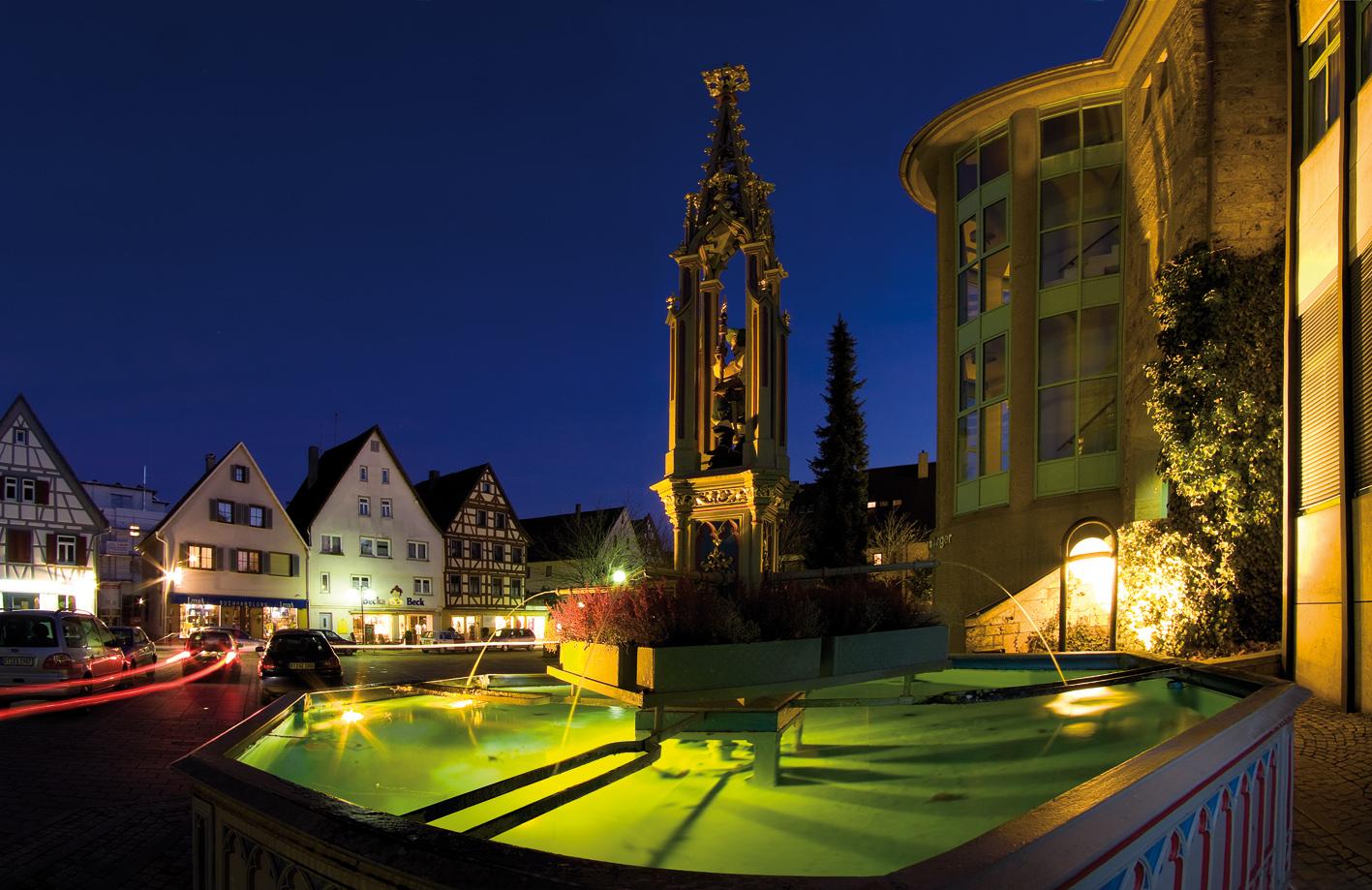 lammbrunnen-nacht